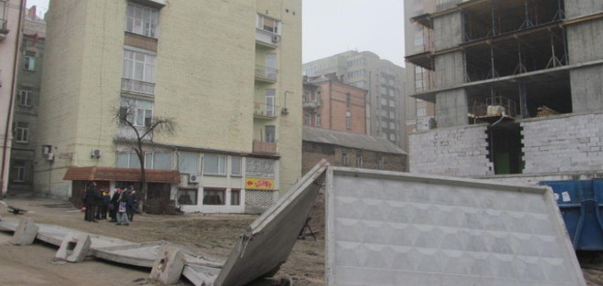 Эксперты заявили о решении проблемы незаконной застройки в Киеве