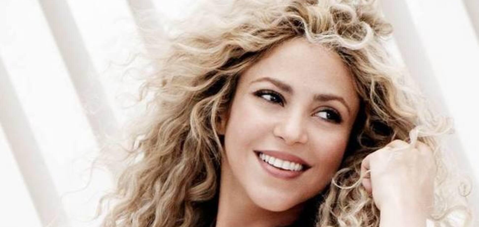 Шакира установила абсолютный рекорд на Facebook, набрав  100 млн подписчиков