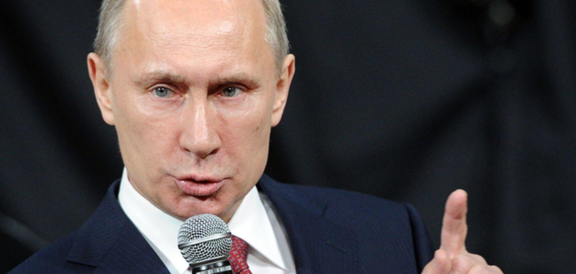 Путин обязал все интернет-компании хранить данные россиян только в РФ