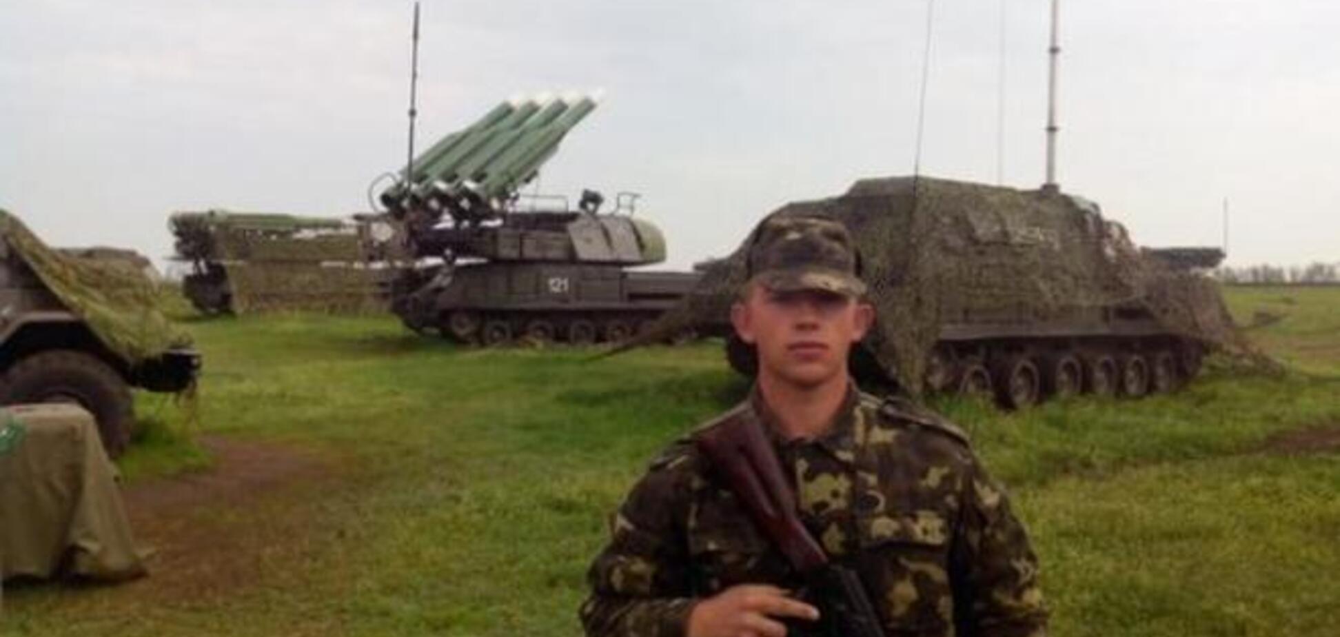Напередодні аварії Boeing-777 терорист з 'ДНР' похвалився фотографією на тлі 'Бука'