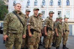 У Киевсовета попросили 76 млн грн для киевских батальонов в зоне АТО