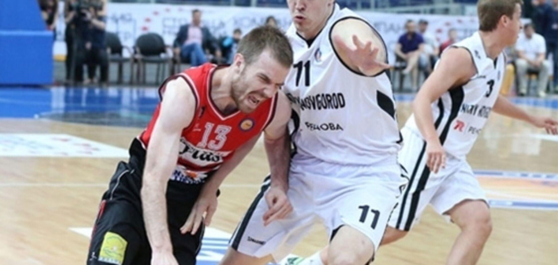 Литовские клубы отказались выступать в российской Единой лиге ВТБ