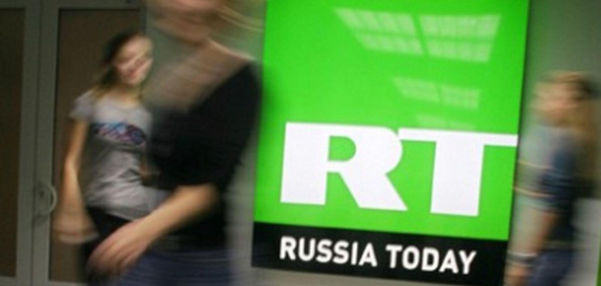СБУ задержала в Донецке журналиста 'Russia Today' и выдворила его из страны