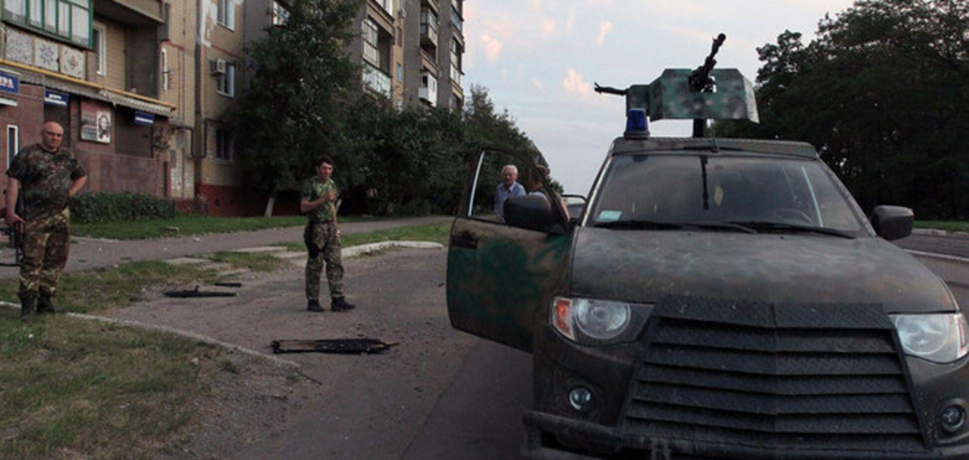 Терористи продовжили обстрілювати Первомайськ