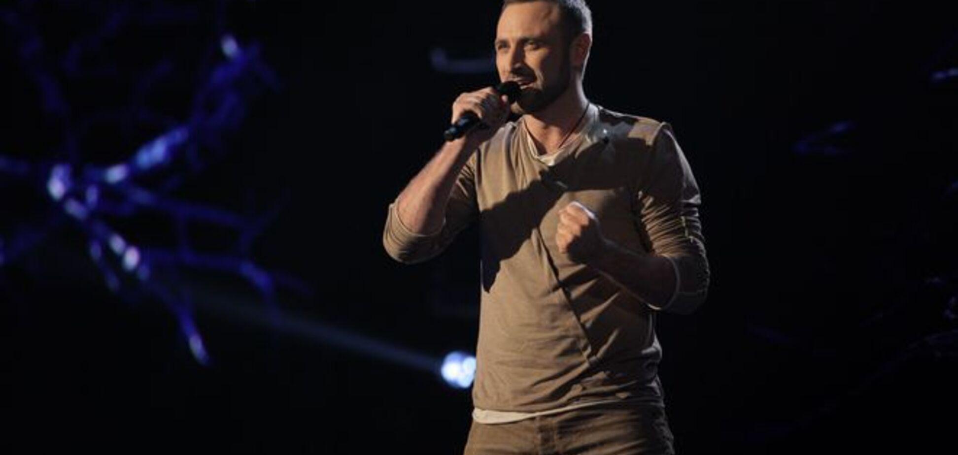 Звезда 'Х-фактора' Сергей Гладыр устроит мирный концерт для фанов