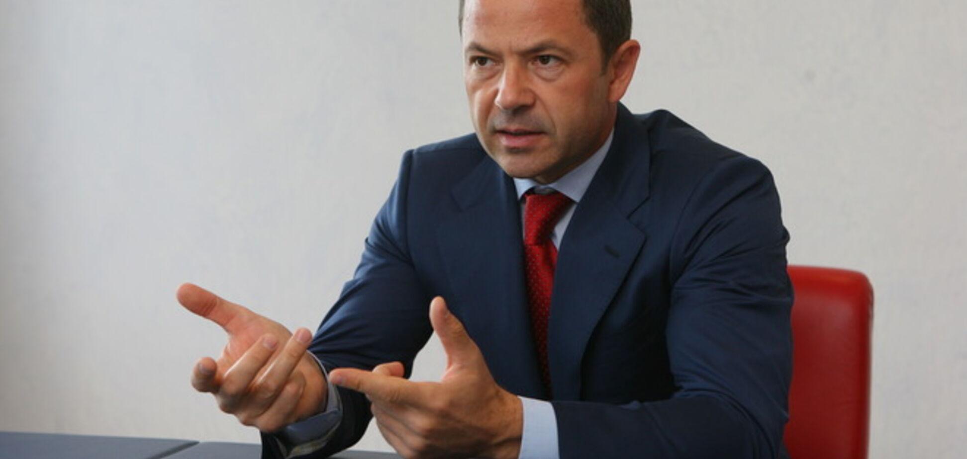 У Тігіпка хороші шанси на підтримку виборців російськомовних регіонів - Фесенко