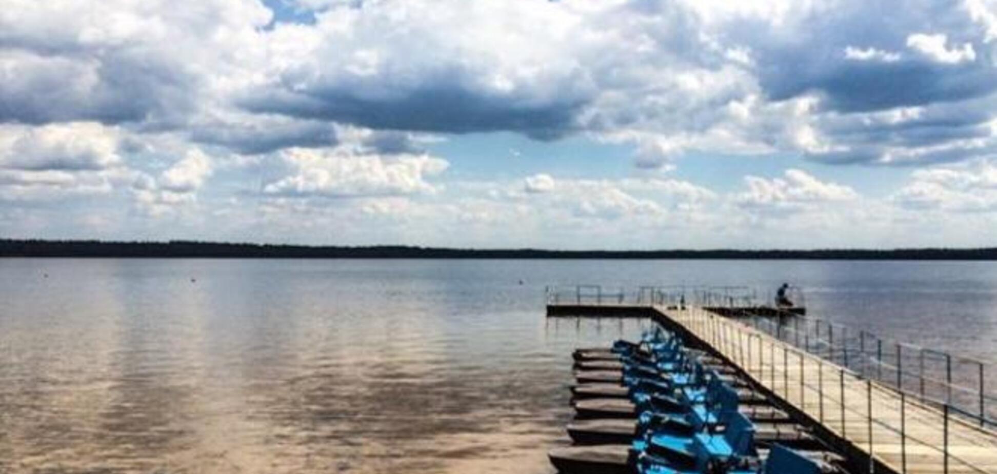 Украинское озеро, которое омолаживает тело