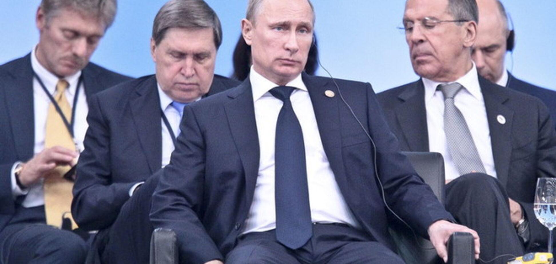 Путин вернул Россию в эпоху Средневековья