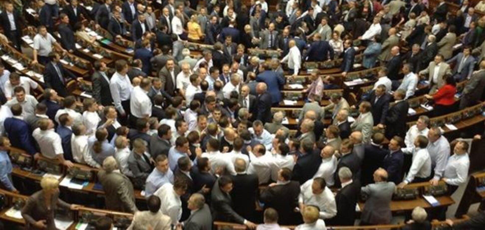 Чтобы реформы стали реальностью, необходимо перезагрузить парламент
