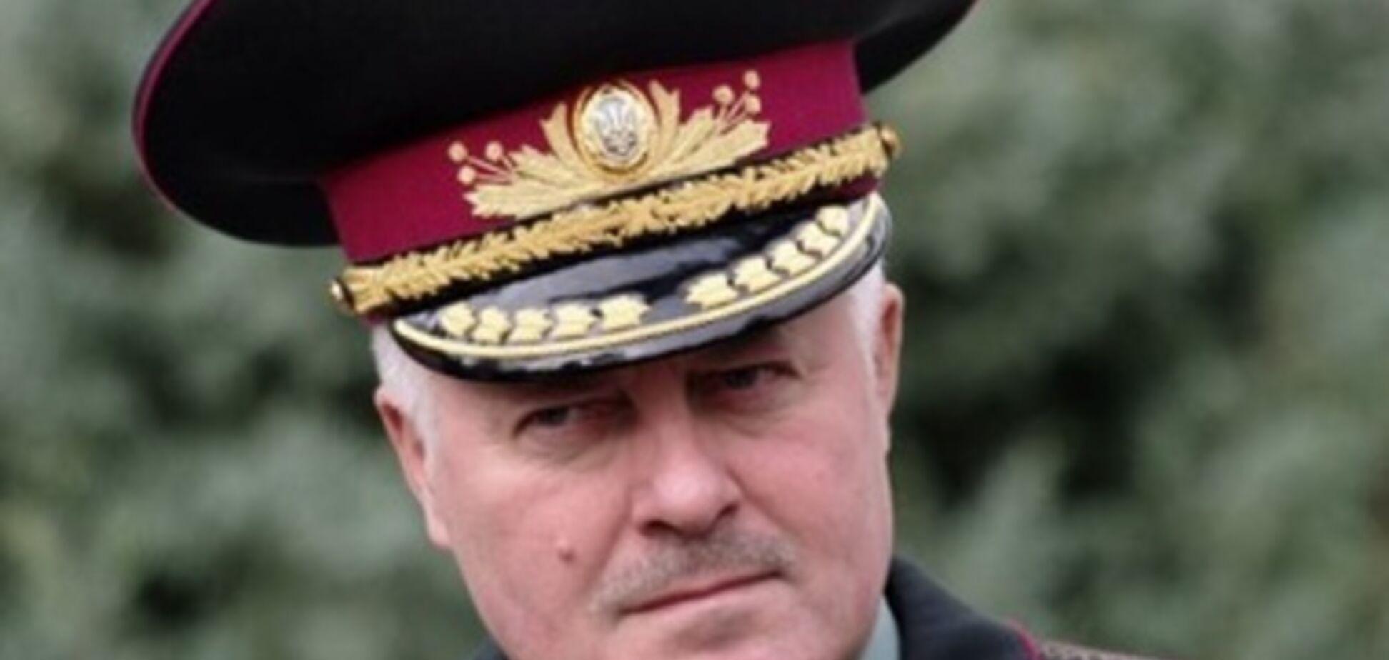 Экс-начальник Генштаба Замана: Зачистить Майдан приказали Лебедев, Якименко и Пшонка