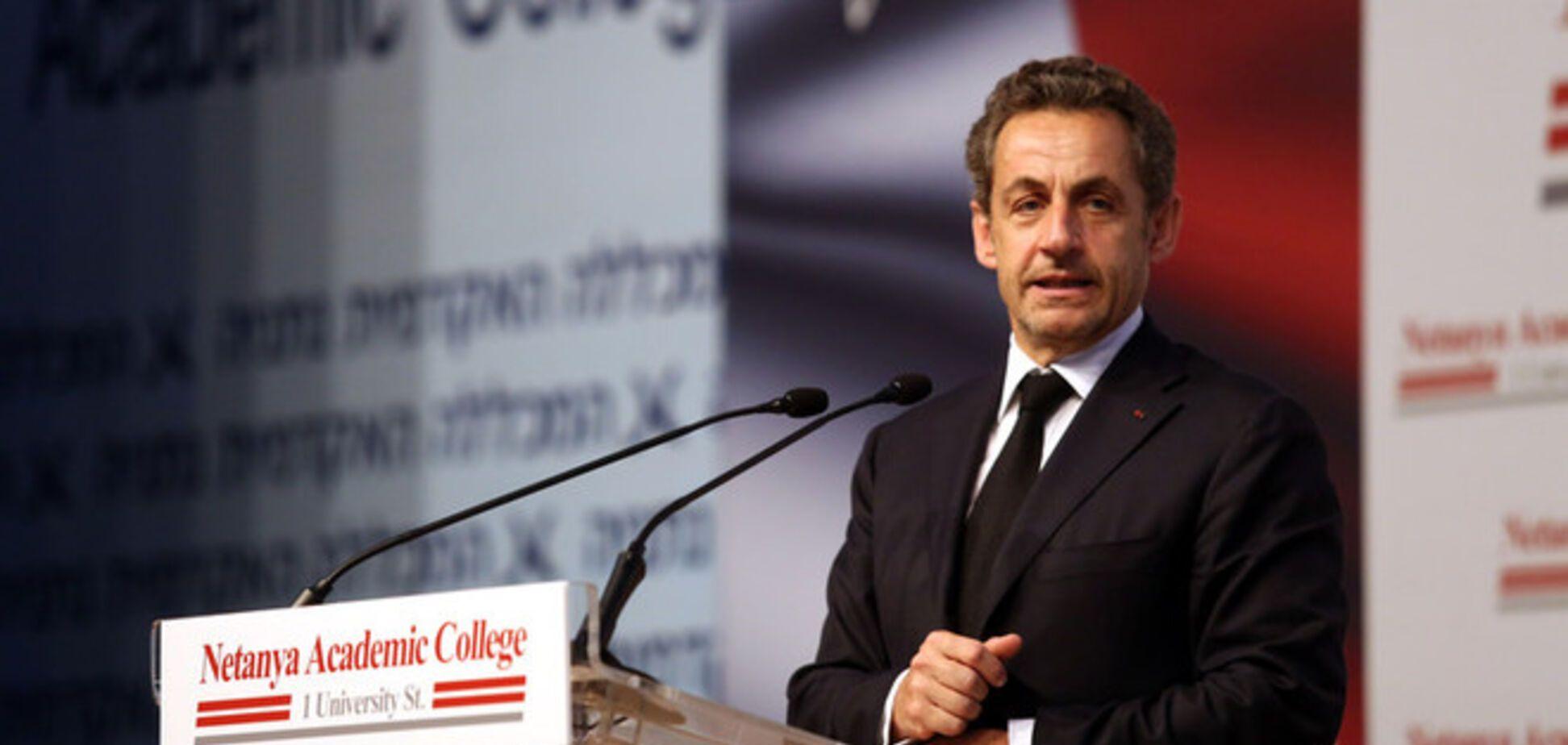 Крейсер на имя Саркозі підбіто