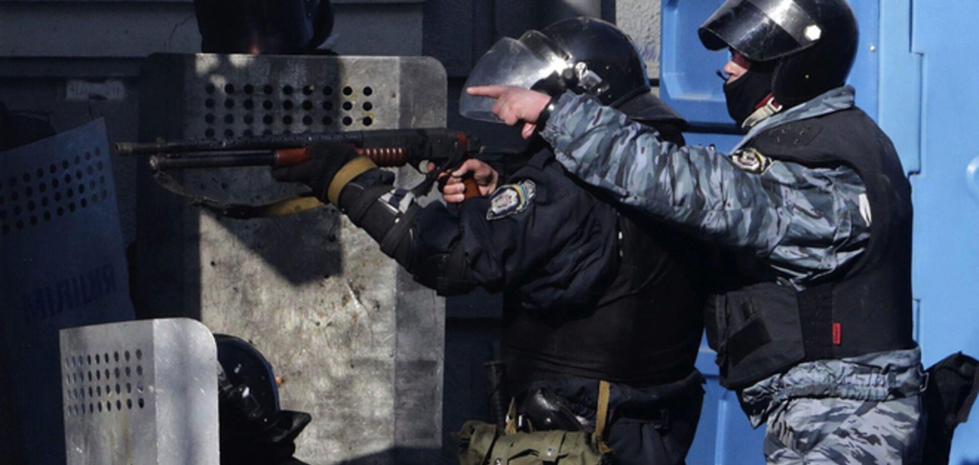 У МВС знищені докази проти катів Майдану