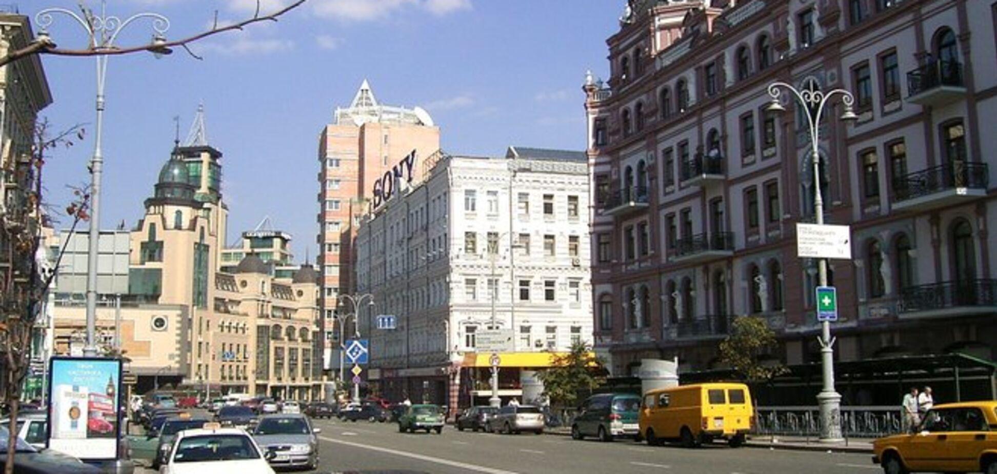В Киеве намерены перестать продавать землю в центре столицы