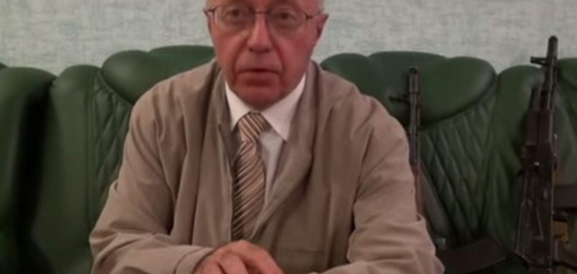 Идеолог 'Новороссии' обвинил Стрелкова в сотрудничестве с украинскими властями