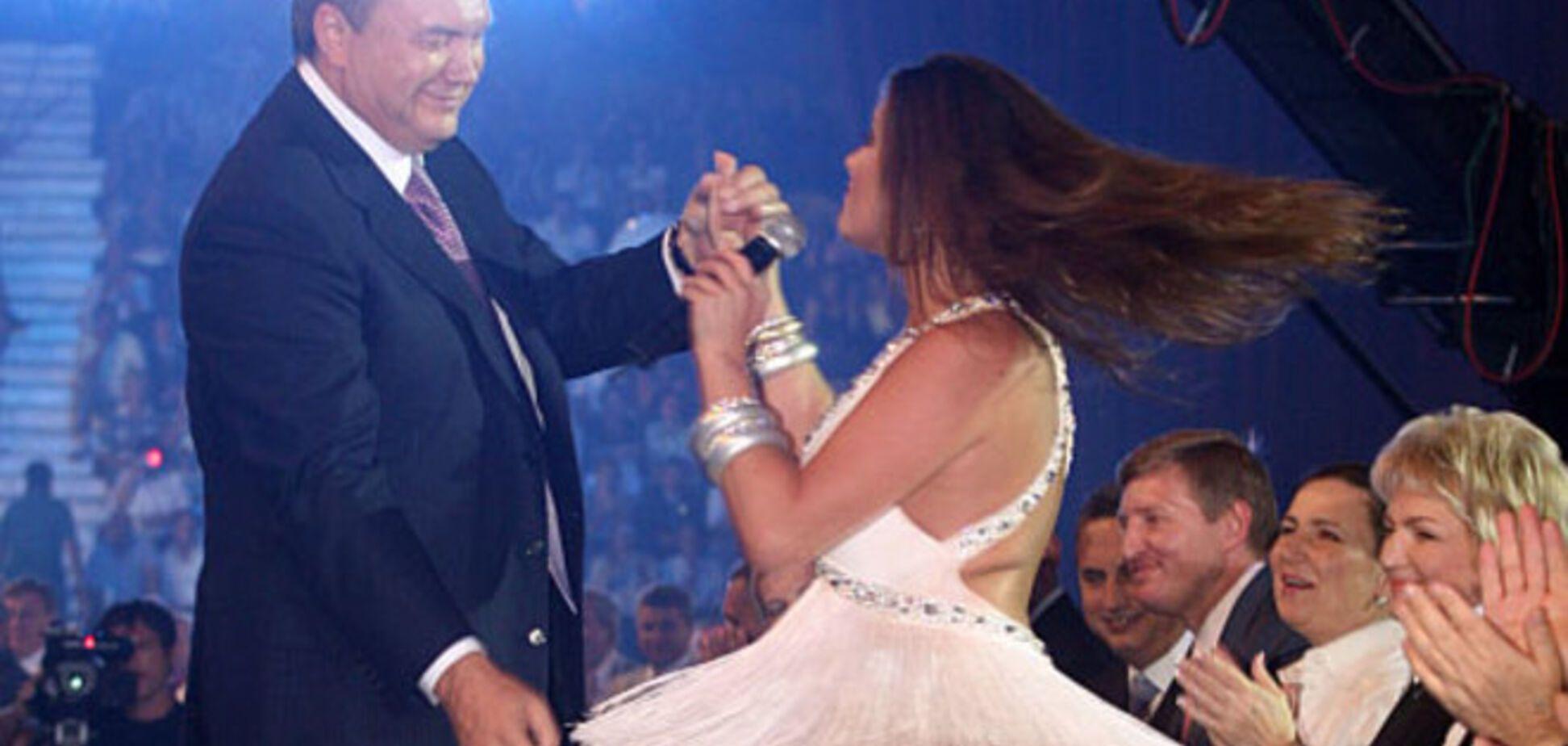 Янукович сегодня скромно отметит 64-й день рождения в Сочи