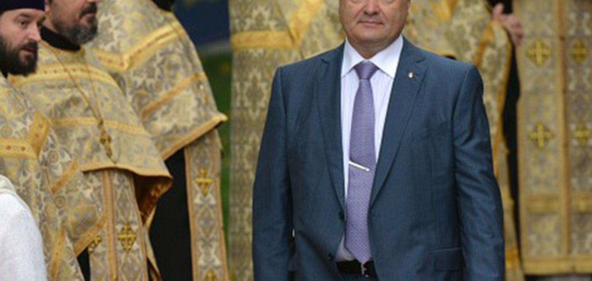 Порошенко відбере у Путіна українську церкву