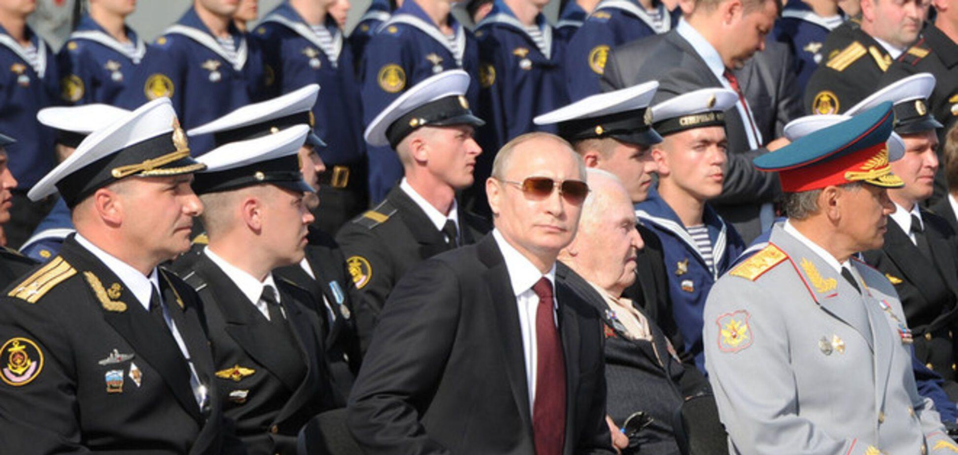 Невидима армія Путіна. Шпигуни чі вбивцю ...