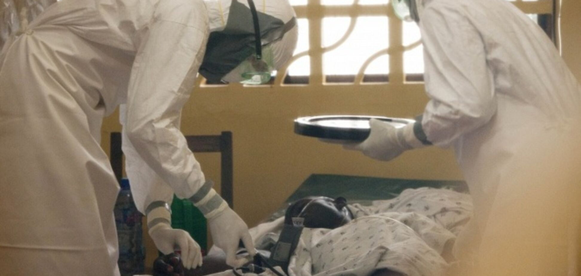 Лихоманка Ебола принесла до Ліберії страх і паніку
