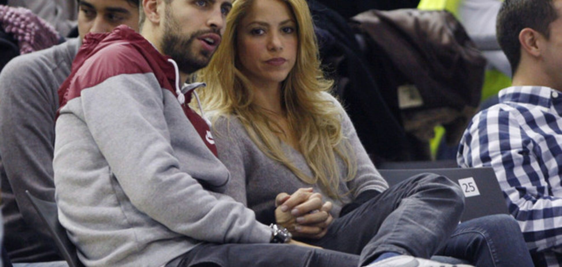 Бой-френд Шакиры жестоко подшутил над одноклубниками по 'Барселоне'