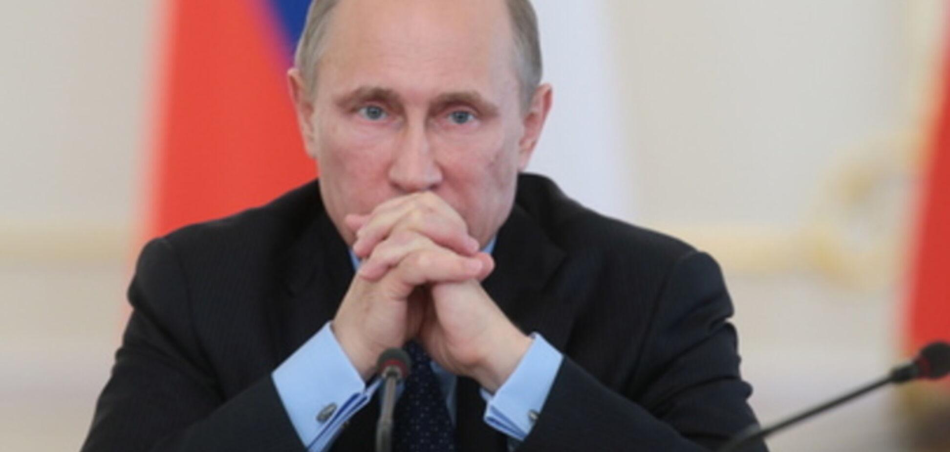 Путин увольняет высших офицеров ВВС из-за сбитого 'Boeing'