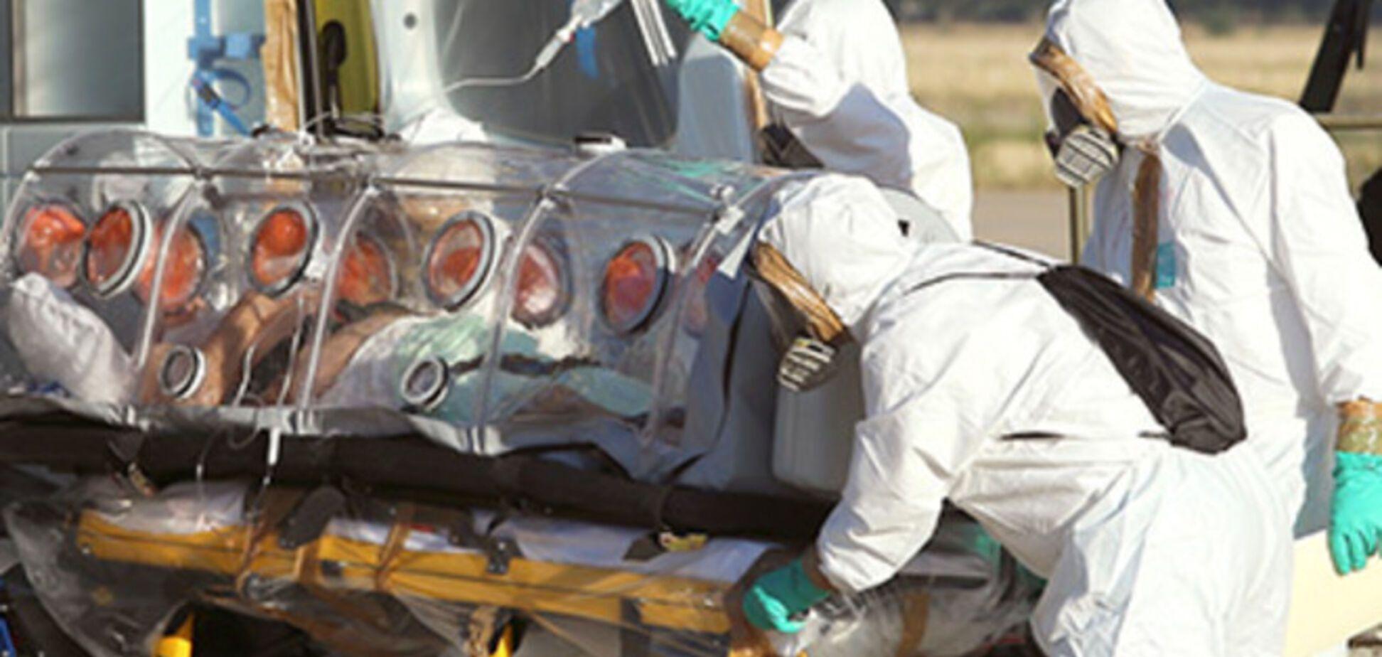 В Іспанії від вірусу Ебола загинув перший європеєць