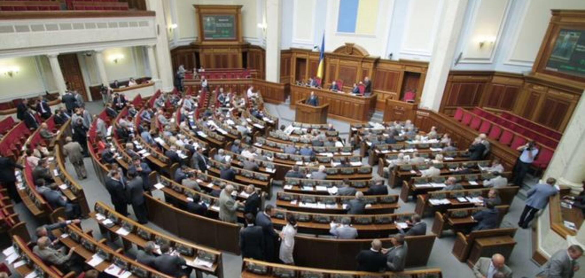 Охороні Верховної Ради видали автомати