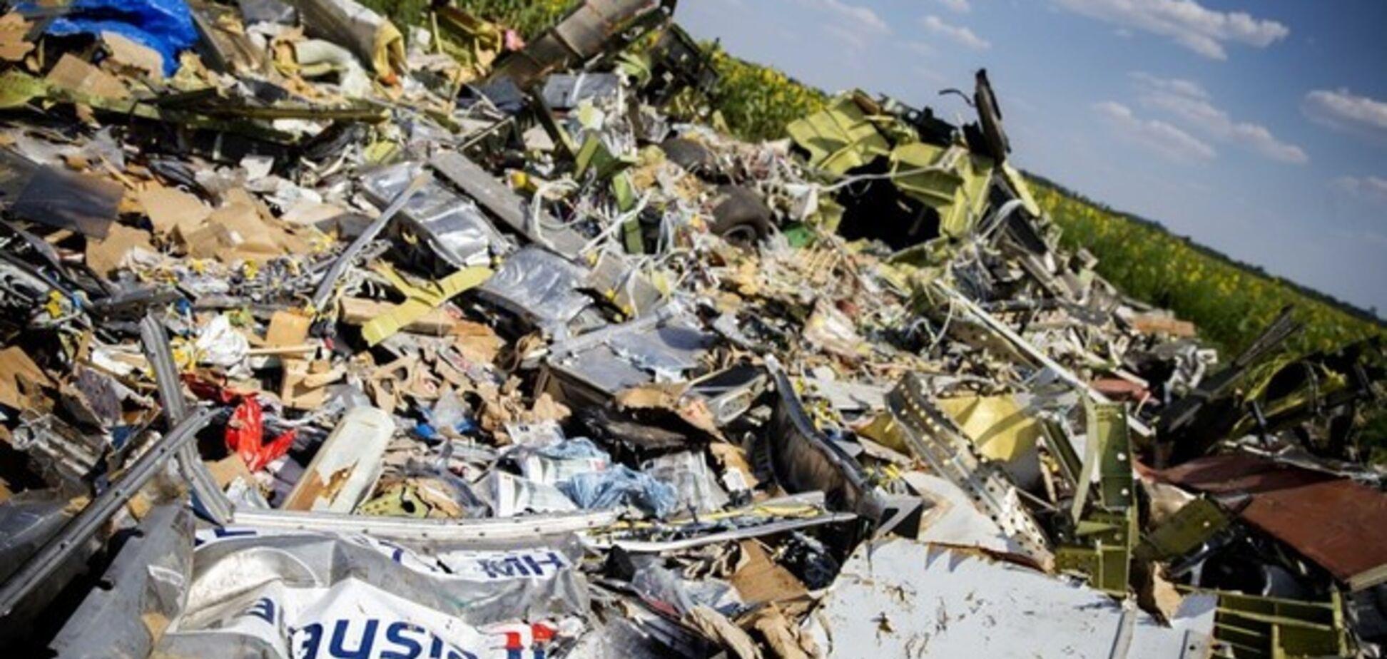 ВР ратифікувала угоду з Малайзією про направлення 90 експертів на місце падіння Boeing-777