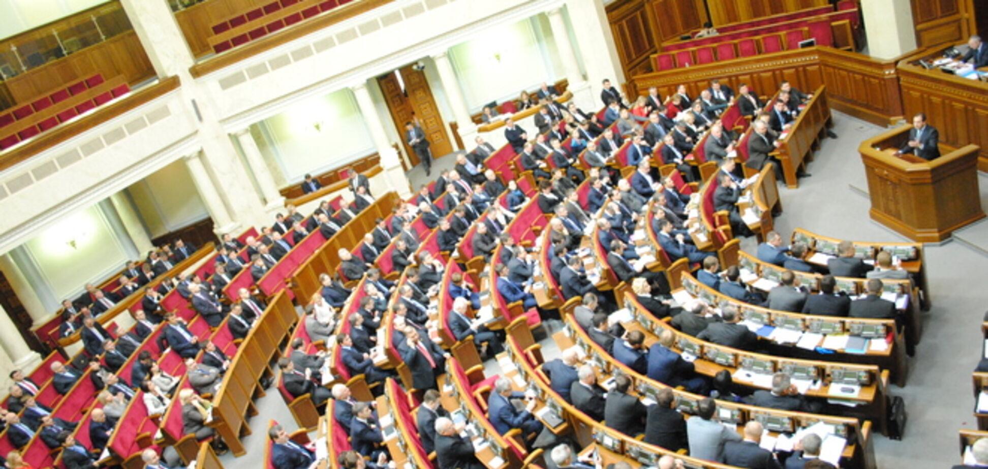 Украинцы забросали депутатов СМС с просьбами проголосовать за закон о люстрации