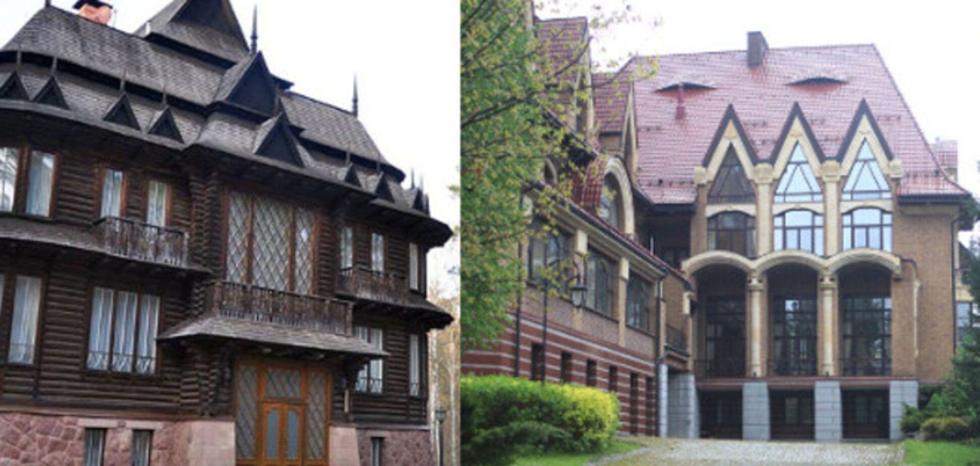 Резиденции Януковича 'Залесье' и 'Синегора' открыли для народа