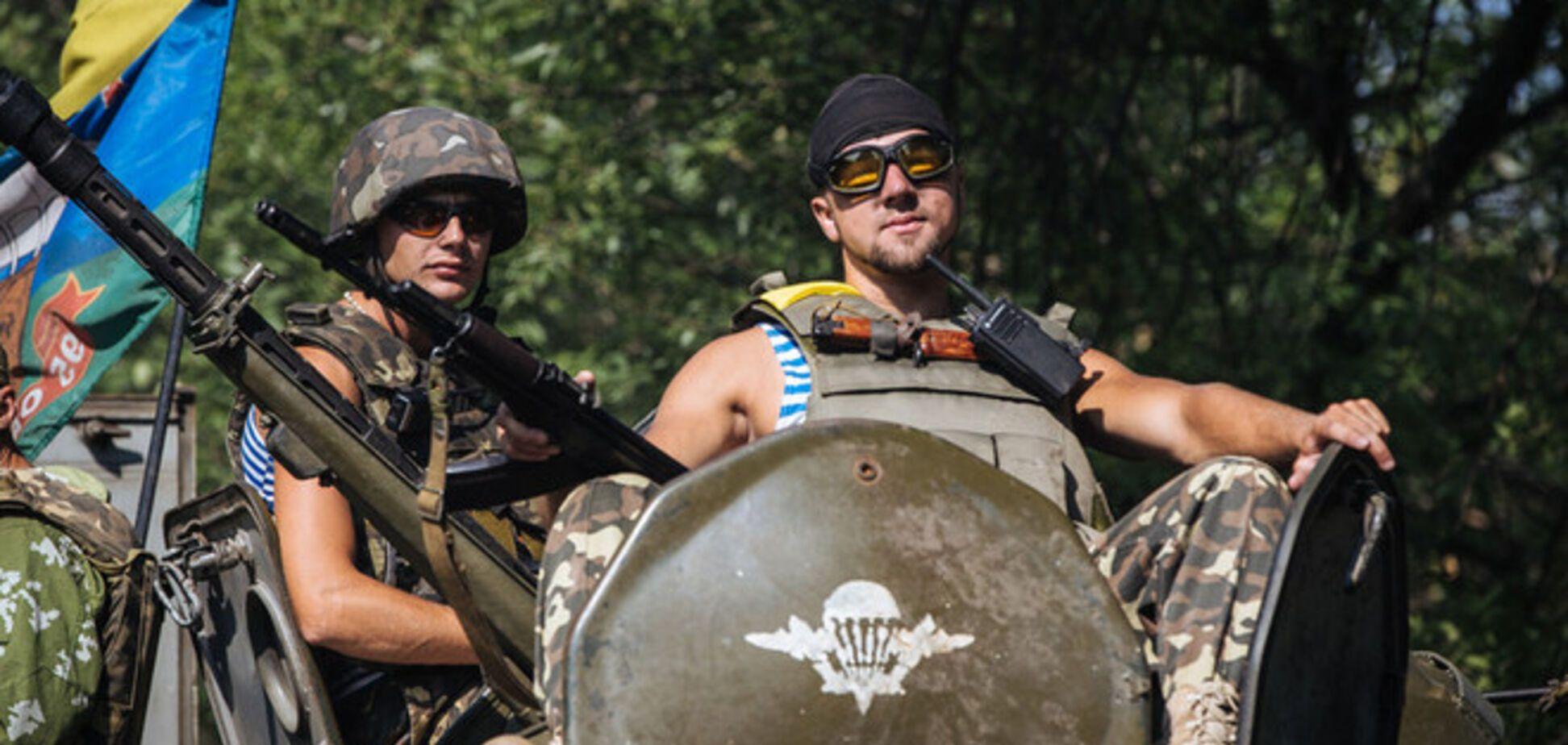 Украинские войска вошли в Луганск и начали битву за город – источник ВСУ