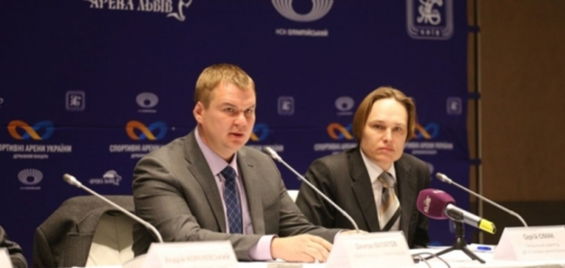 Булатов рассказал о будущем 'Арены Львов'