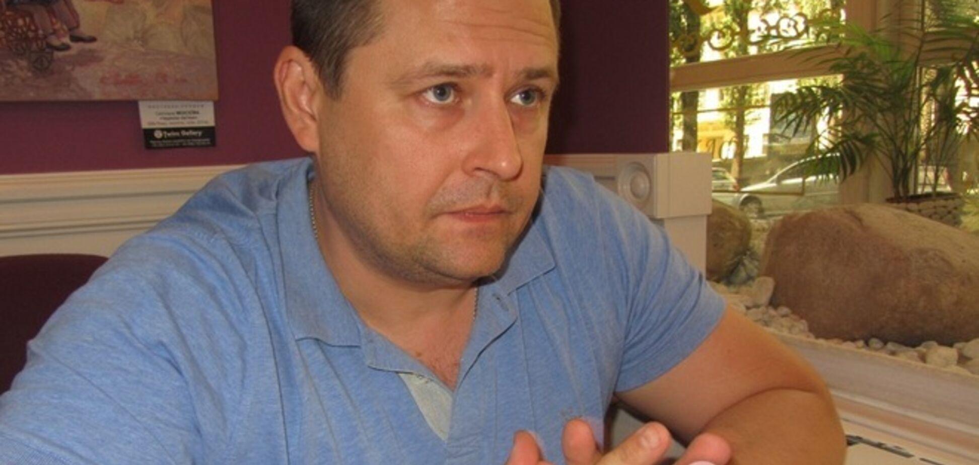 Борис Філатов: Ми, на відміну від донецьких, не намагалися всидіти ж***й на двох стільцях