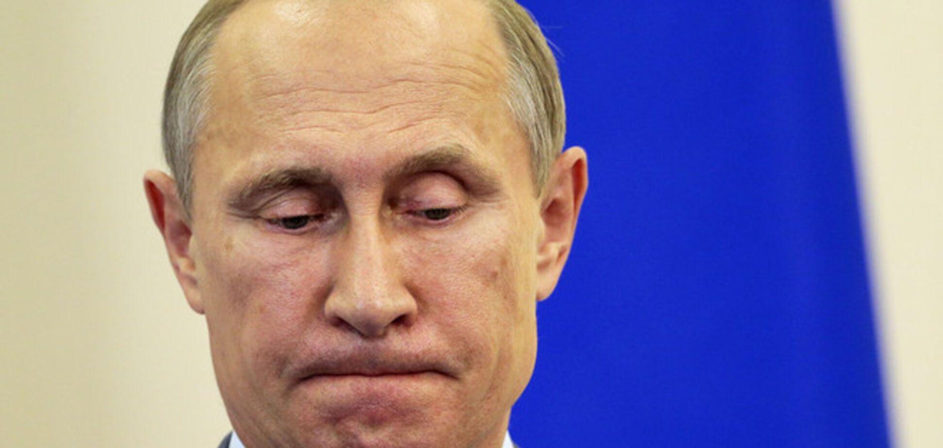 Путин проигнорировал призыв Вина Дизеля облиться ледяной водой