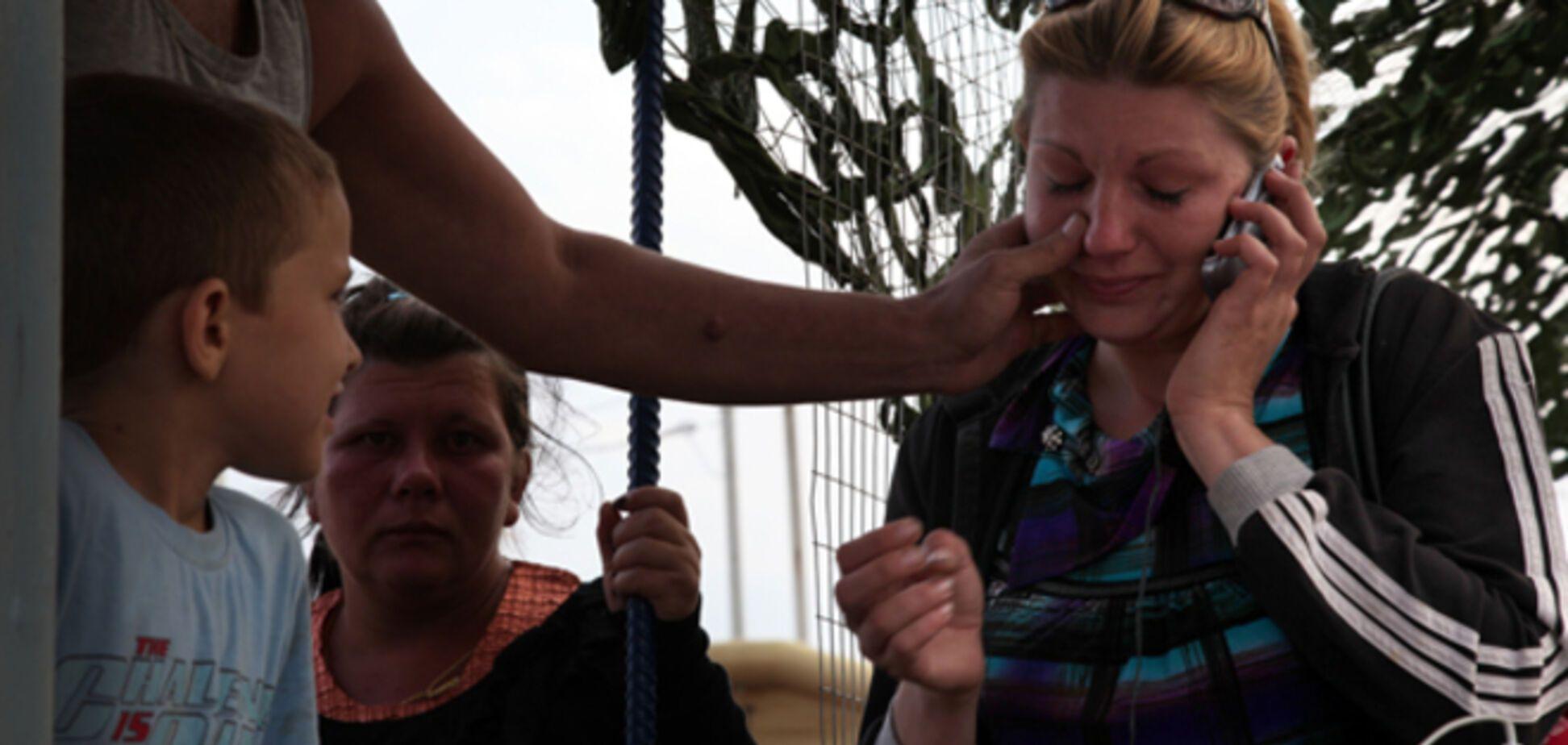 Беженцы с Донбасса рассказали, куда их поселили в России