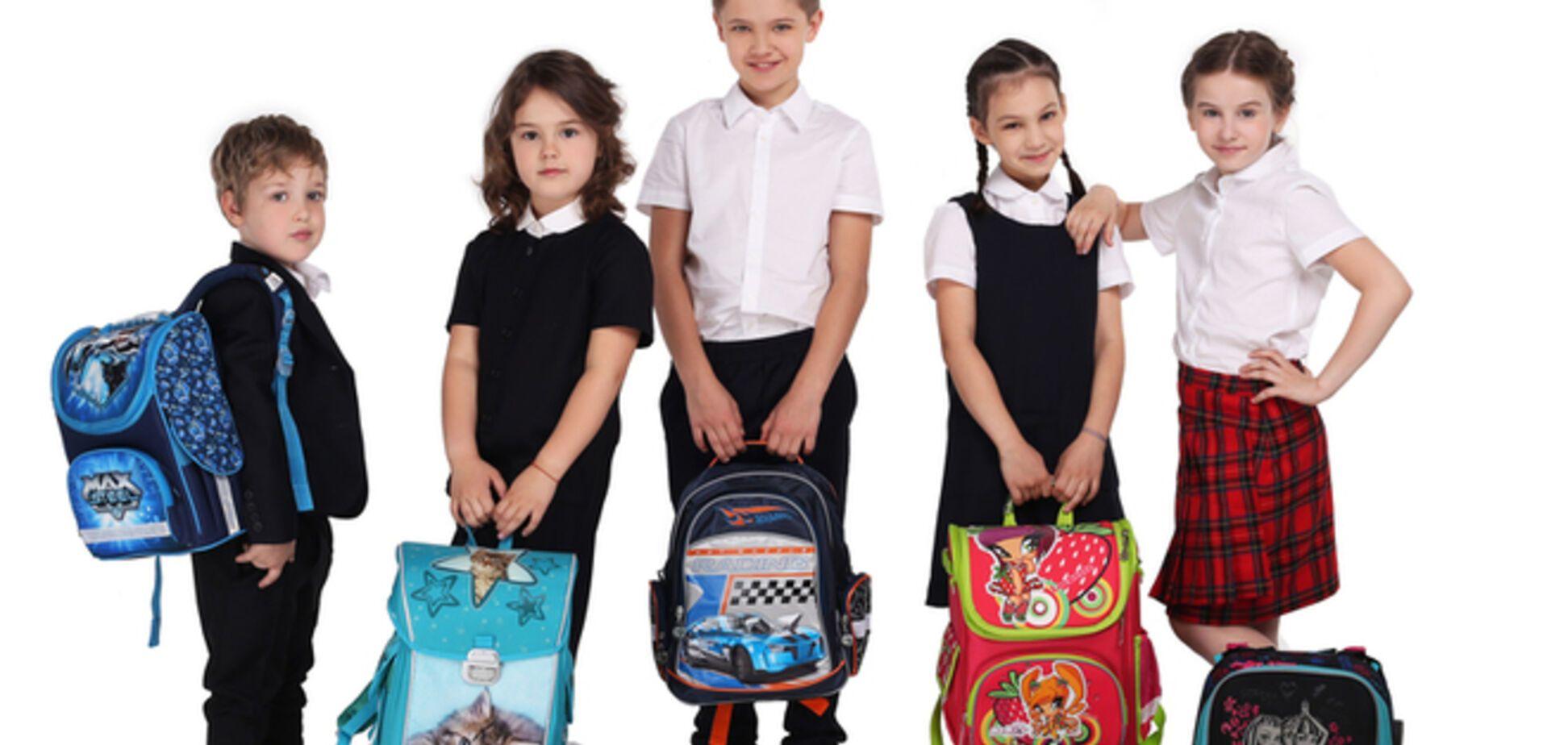 Самые модные школьные рюкзаки осени 2014