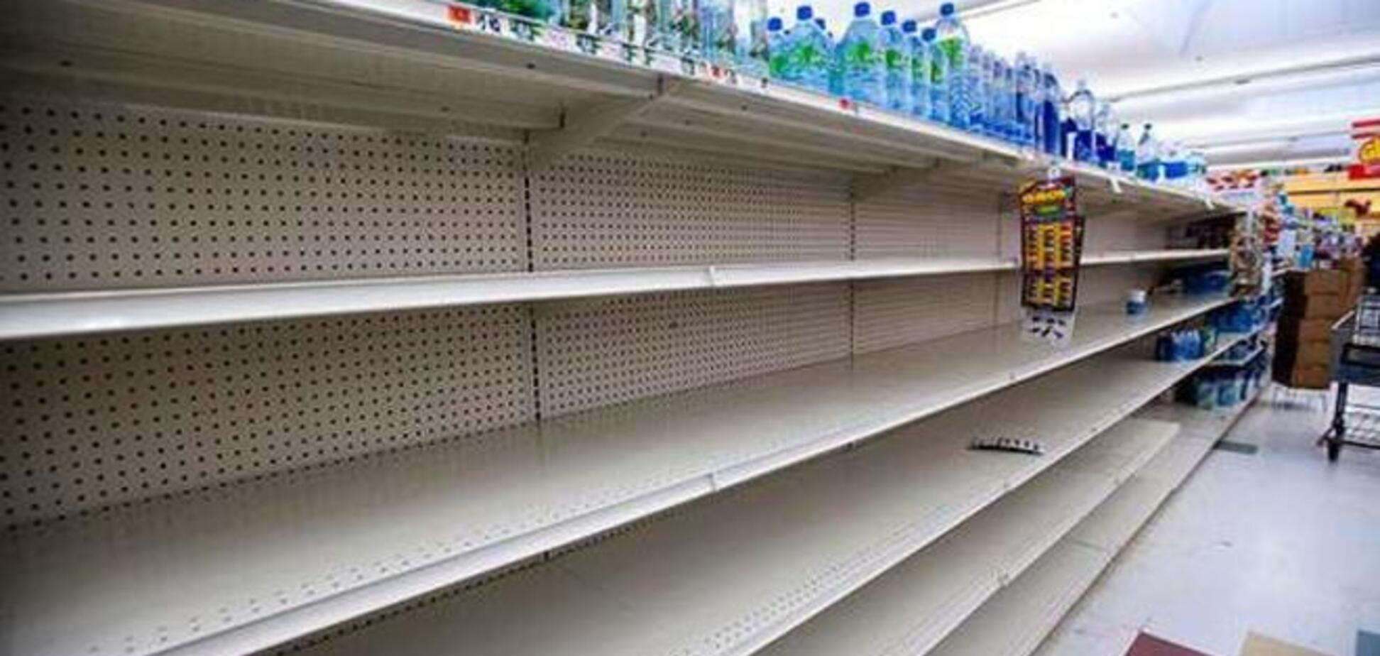 Россия передумала вводить эмбарго на некоторые продукты