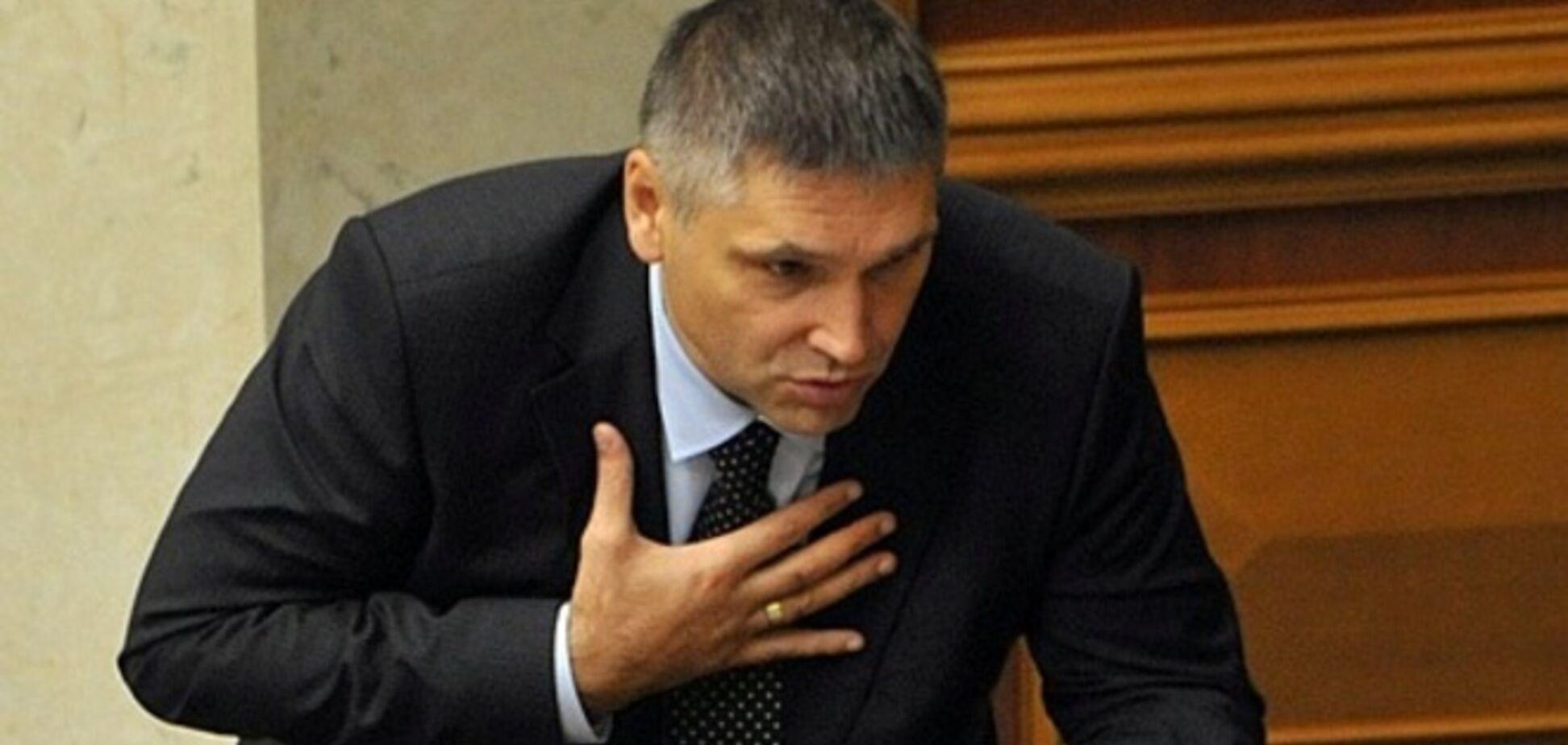 Партия Левочкина-Фирташа снова оскорбила украинских бойцов АТО