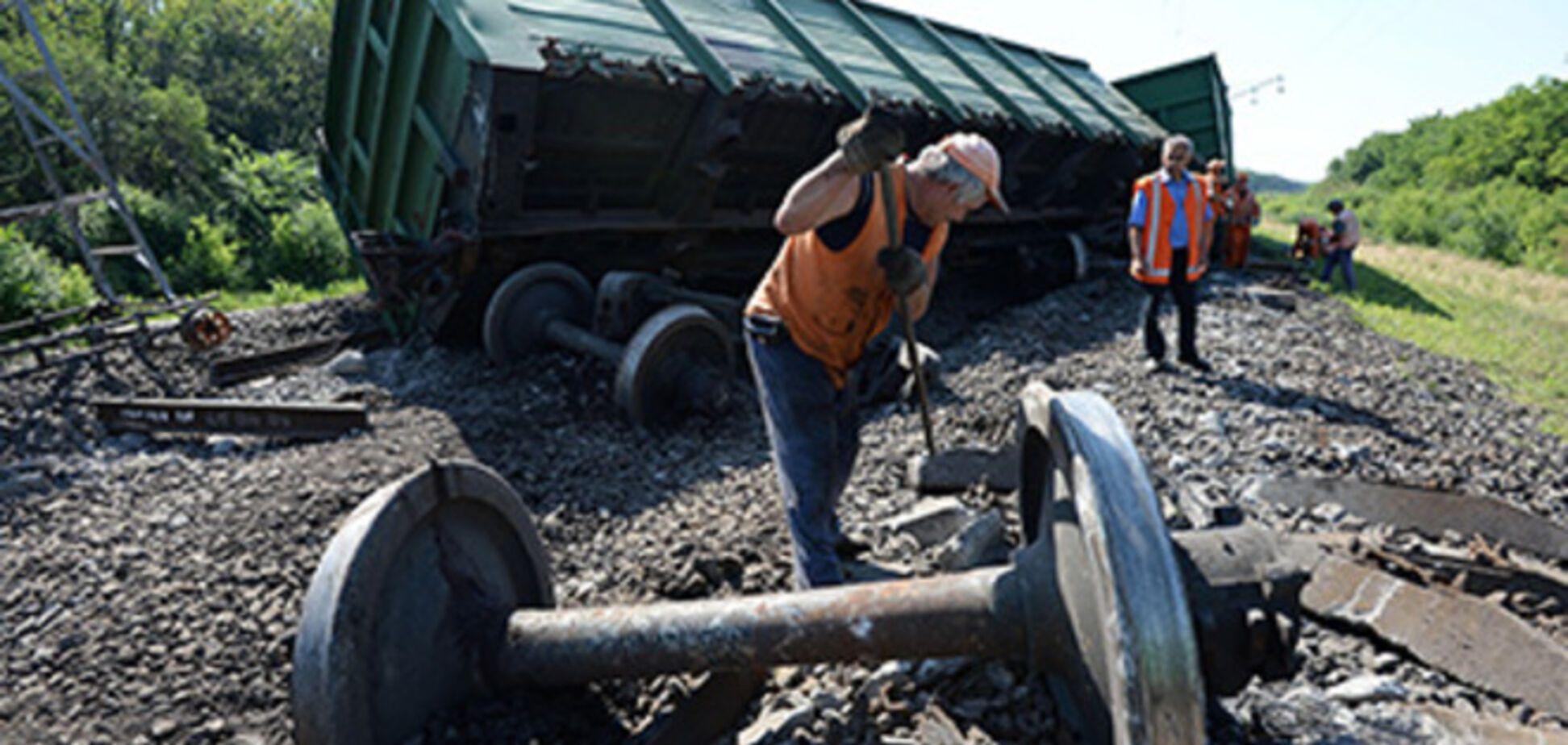 Почему России выгодны железнодорожные диверсии в Украине?