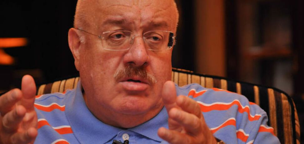 Каха Бендукідзе: У України дві війни - з терористами і з власною бюрократією
