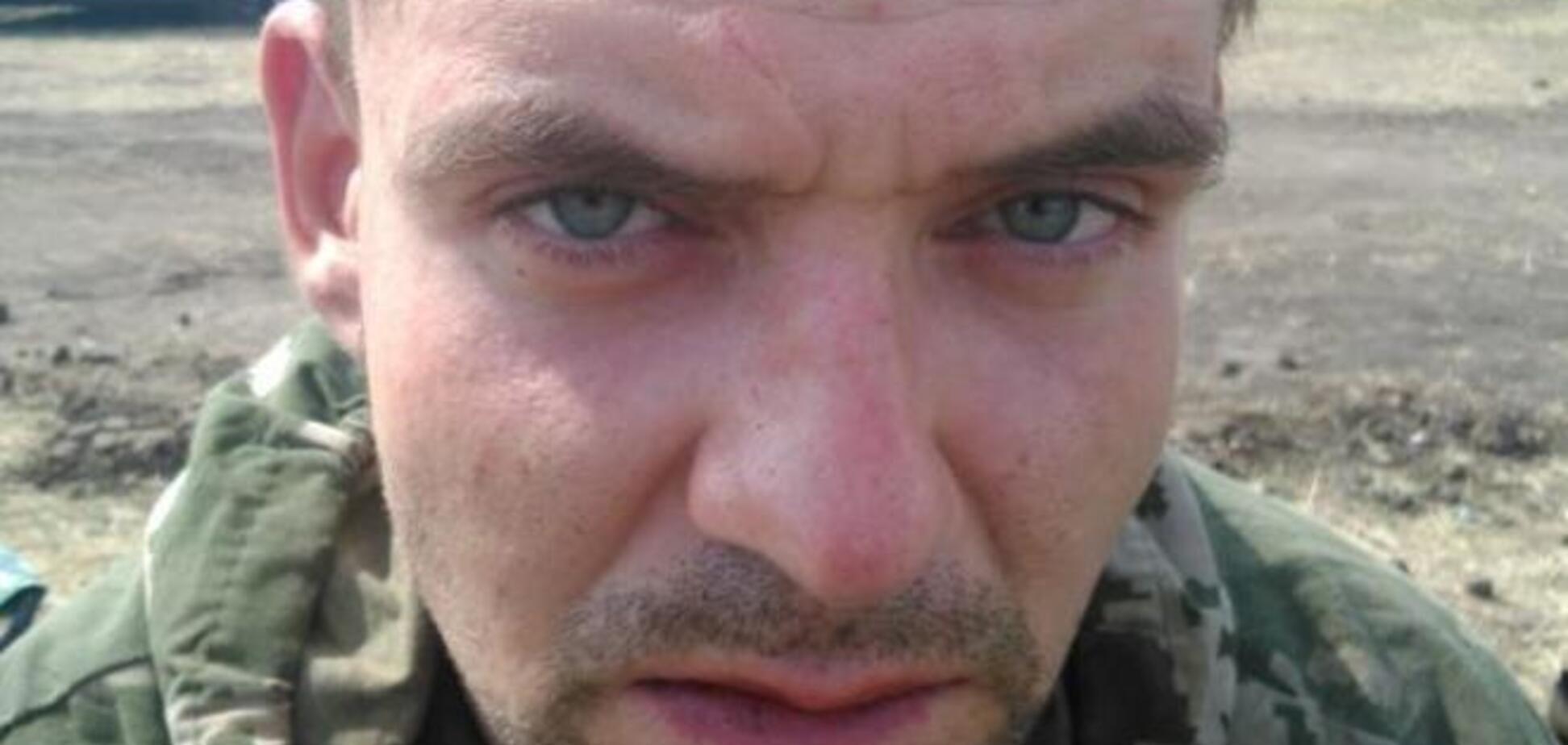 Личность одного из российских десантников, захваченных силами АТО, подтвердила его жена