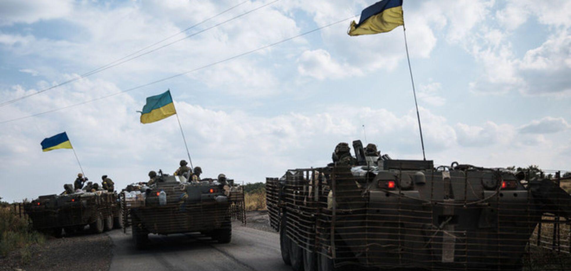 Украинская армия воюет и за свободу России. Победы ей!