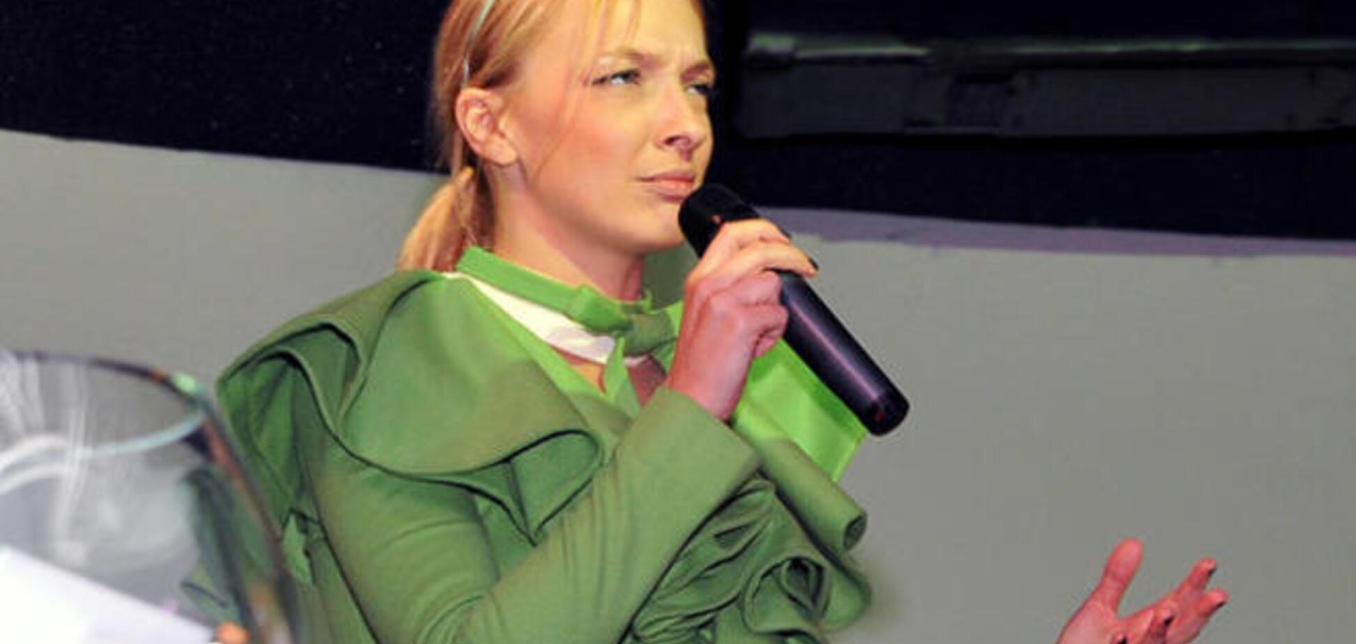 'Оказалась украинофобкой': известная ведущая спровоцировала языковой скандал на ТВ