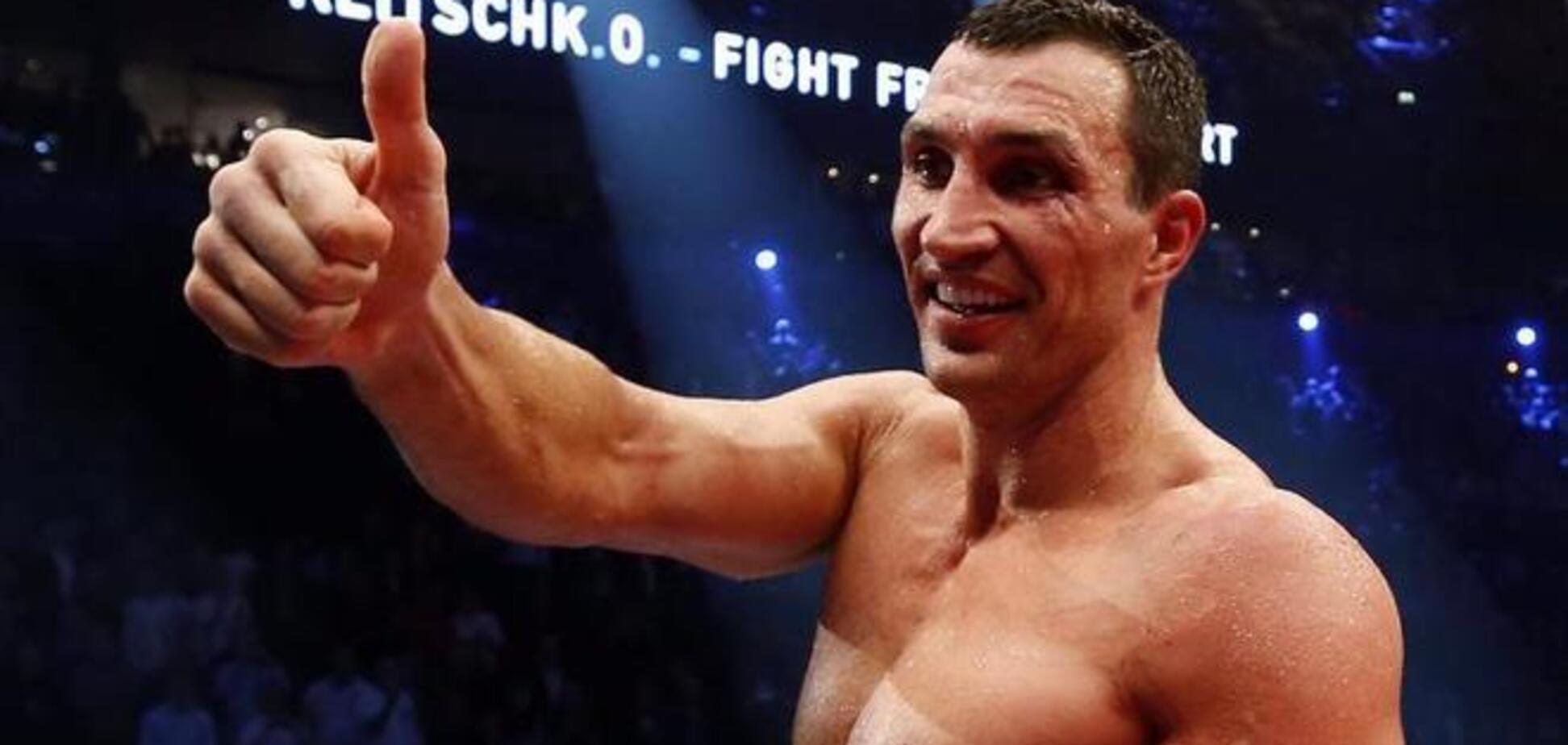Кличко назвал новую дату боя с Пулевым