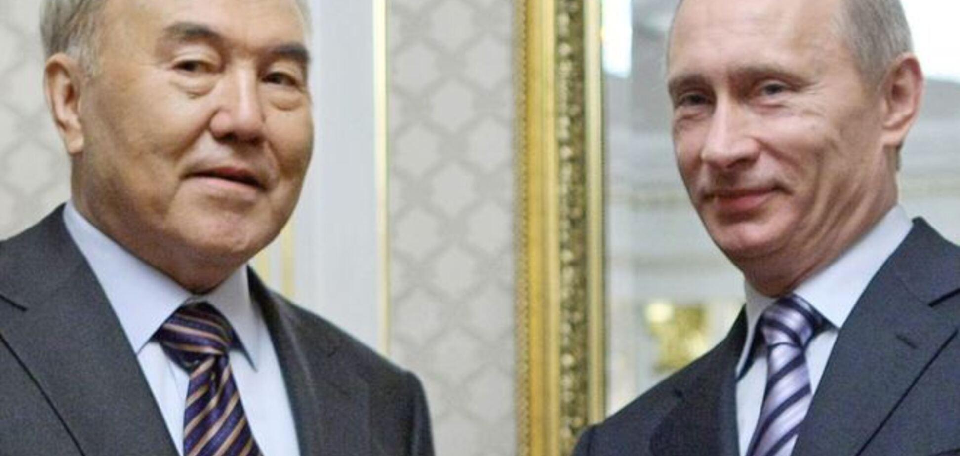 Путин назвал Казахстан 'территорией, на которой государства не было никогда'