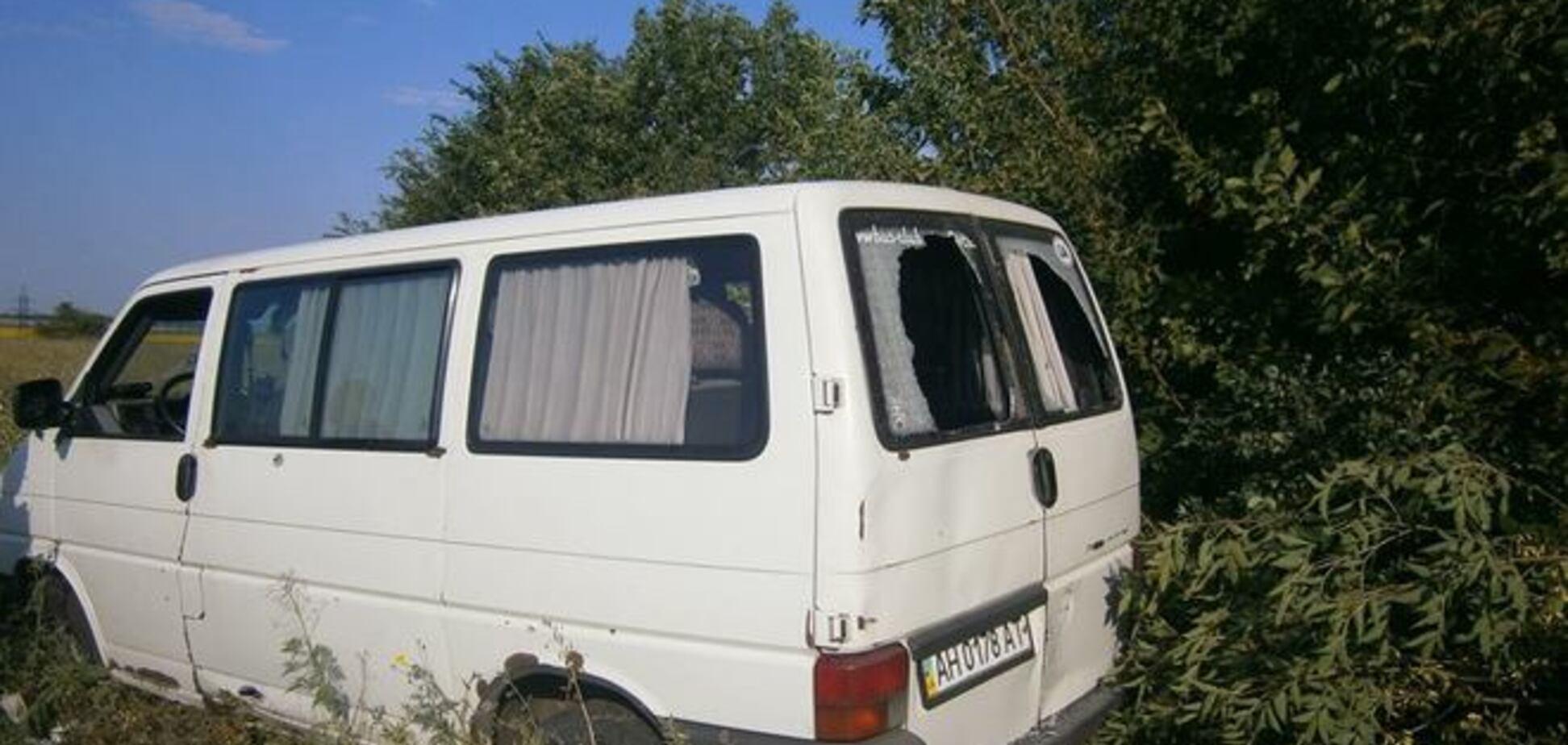 Батальон 'Кривбасс' уничтожил террориста-смертника