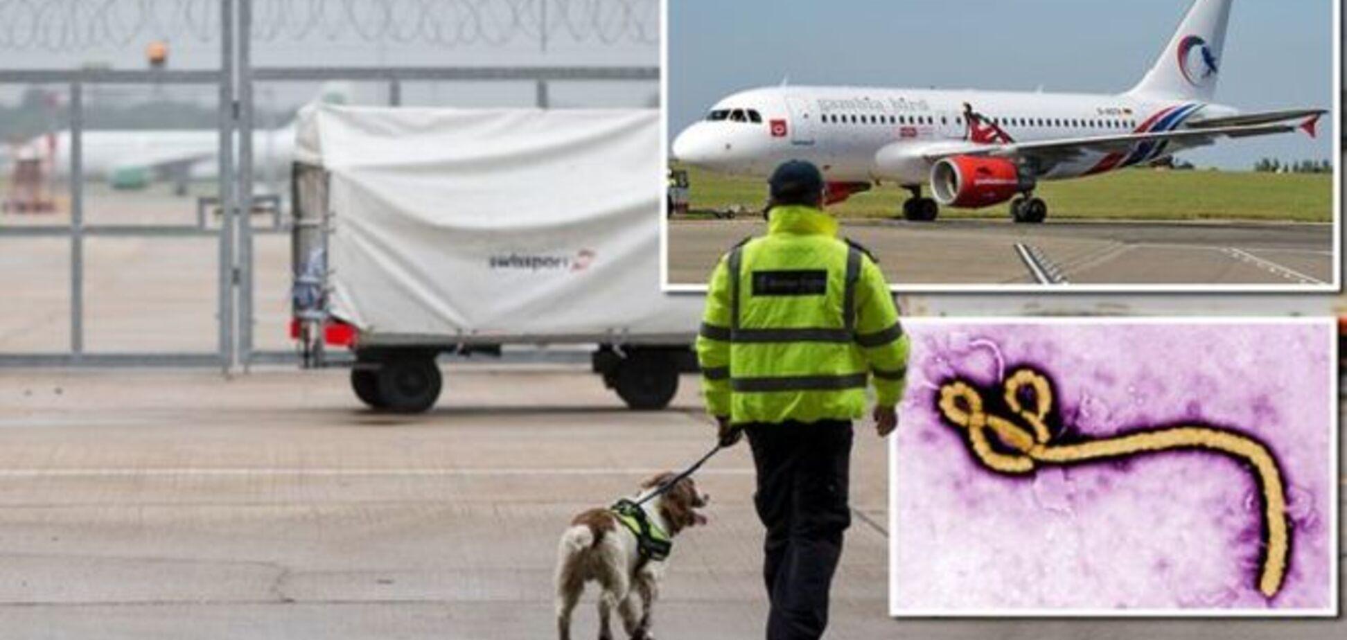 У Лондоні 128 авіапасажирів помістили в карантин через вірус Ебола