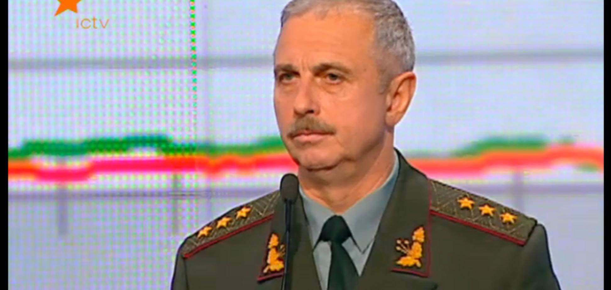 Коваль припустив можливість вторгнення РФ в Україну