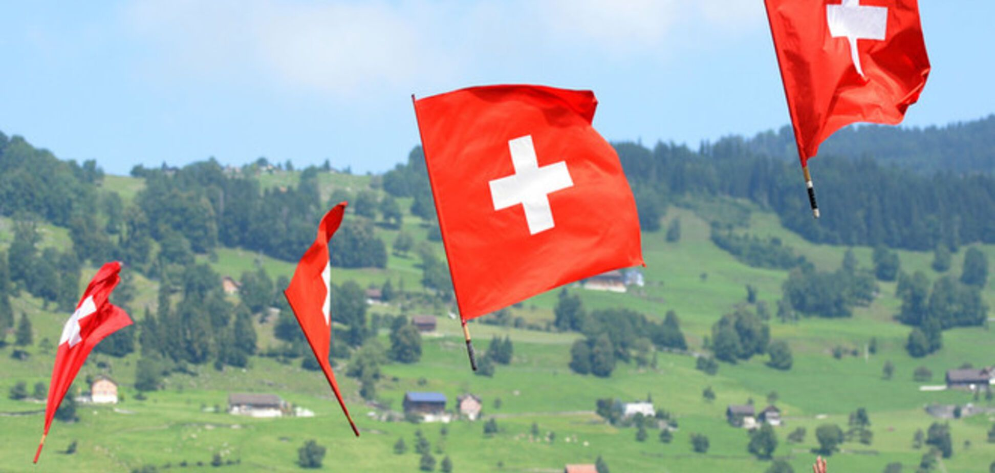 Швейцарія - одна з найбільш лицемірних країн в Європі