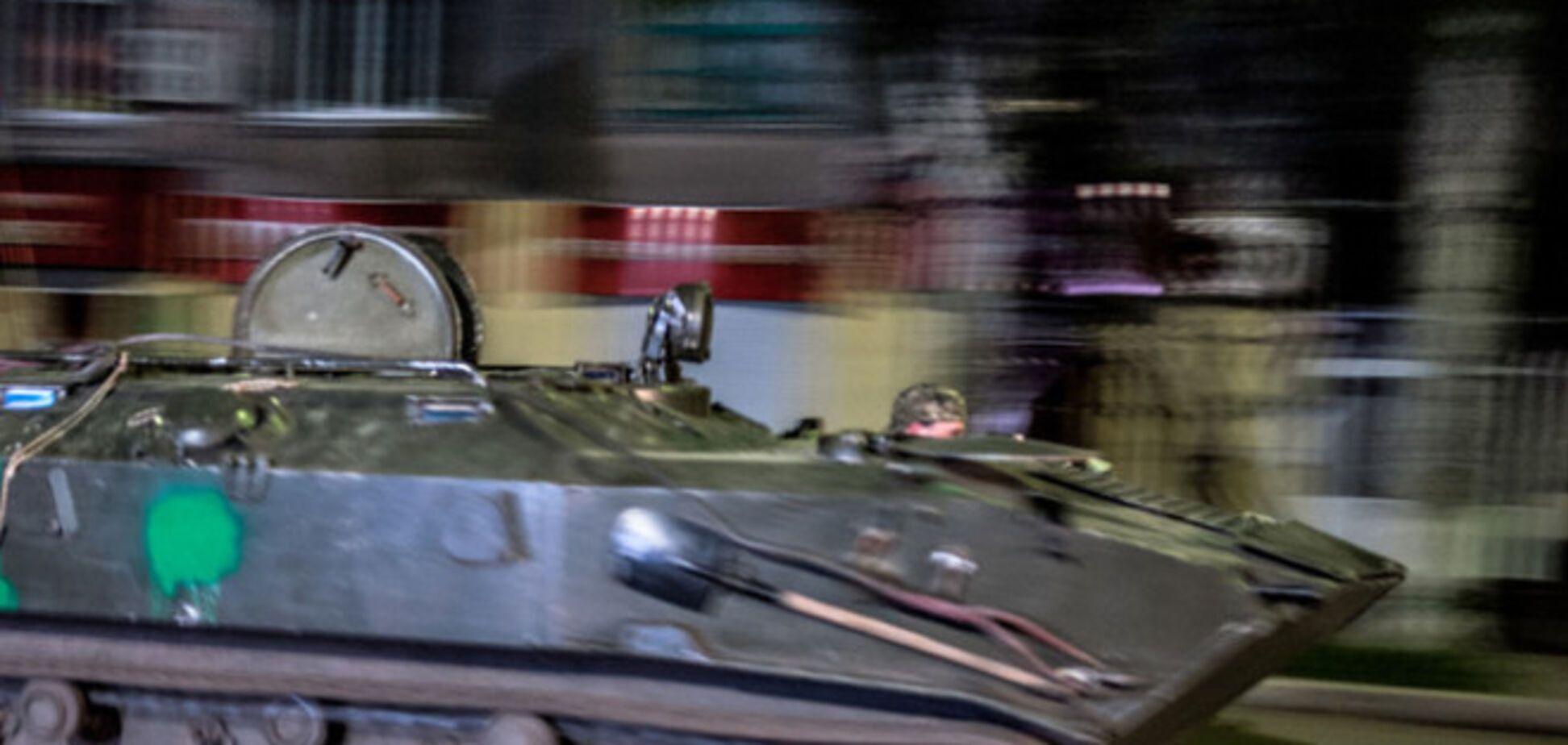 Танковый маразм России крепчает