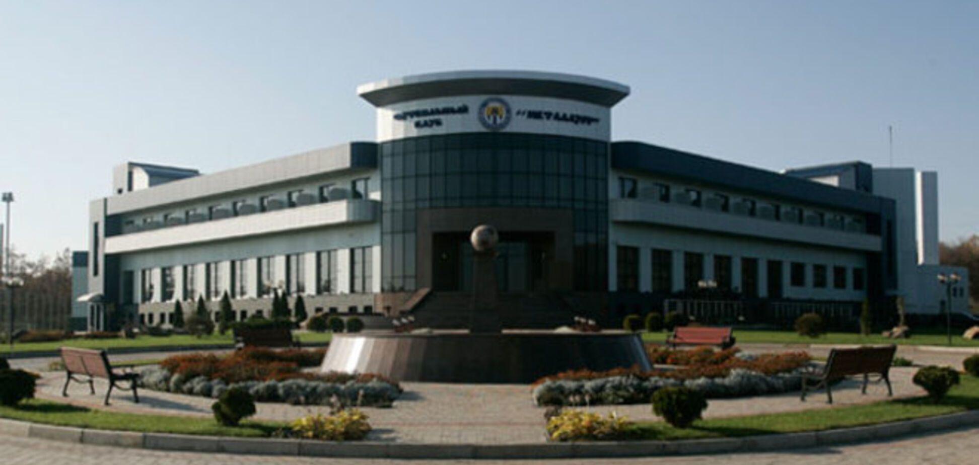 Терористи захопили у Донецьку тренувальну базу футбольного клубу Тарути